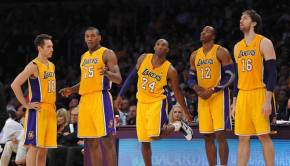The Lacking Lakers