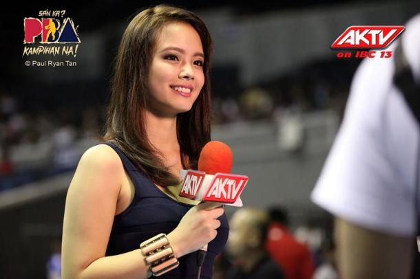 Jessica Mendoza PBA AKTV