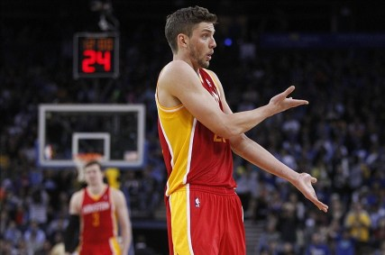 Don't know him? Chandler Parsons doesn't know you either.